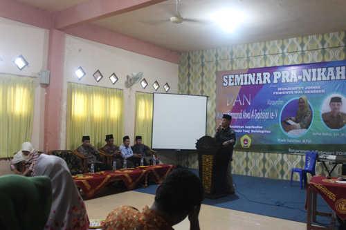 Seminar Pra-Nikah