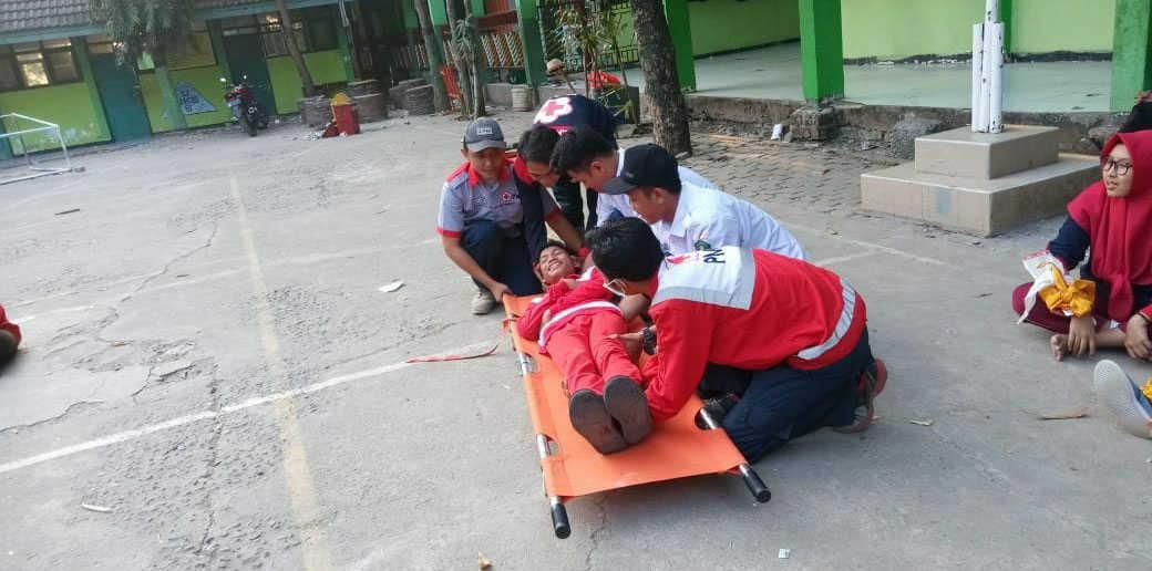 Diesnatalis ke-6 KSR PMI Unit INSUD