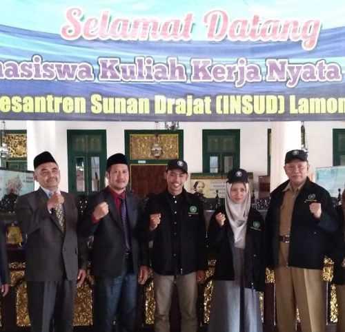 Foto Bersama Civitas Akademik INSUD dan Pem. Kab. Rembang