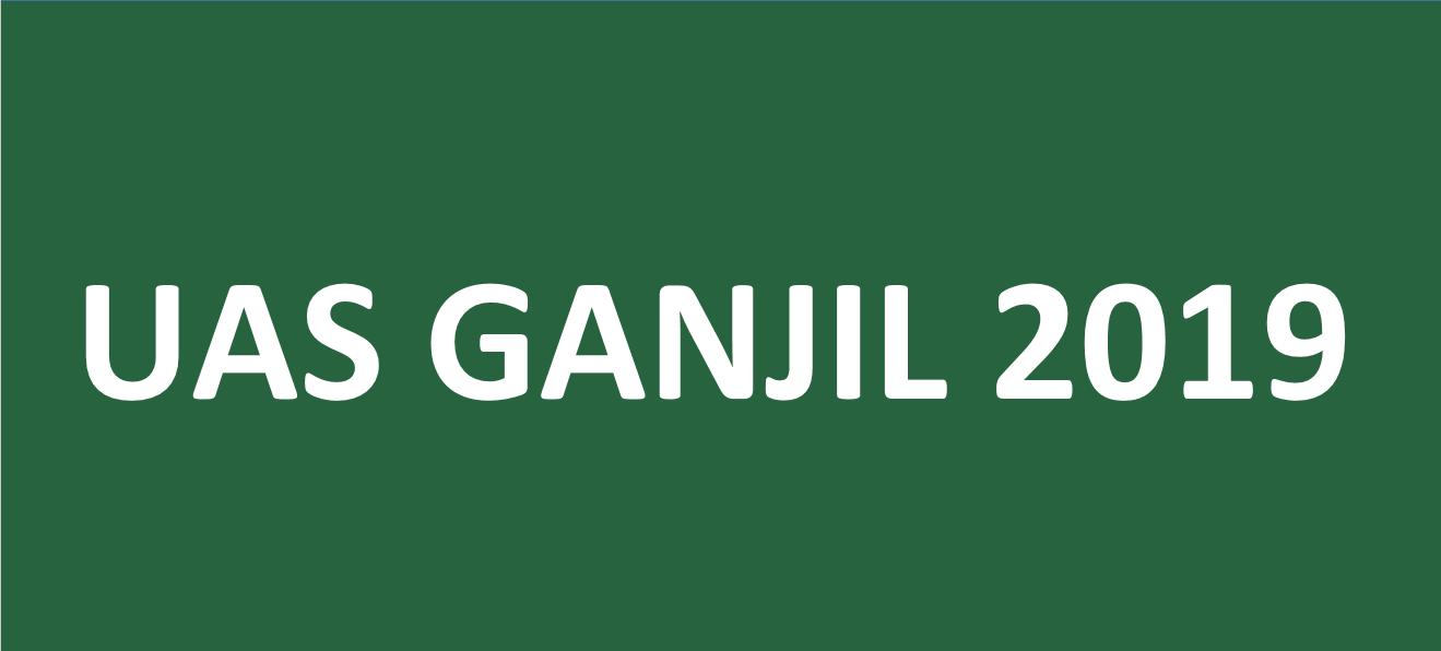 UAS Ganjil 2019
