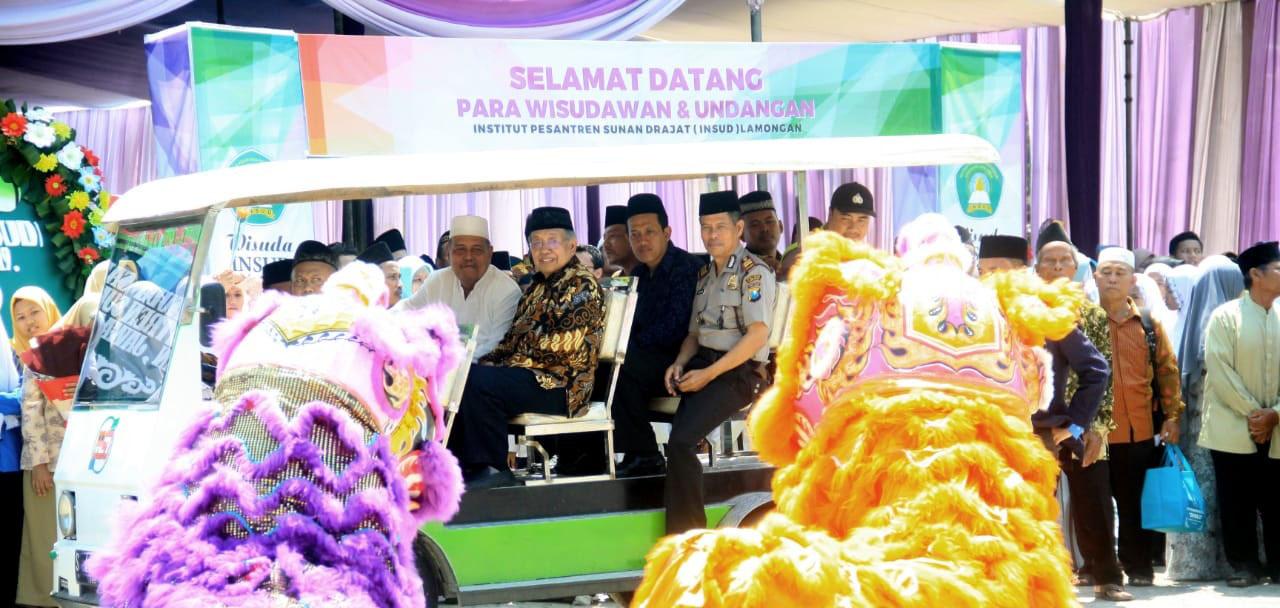 ORASI ILMIAH: Prof . Dr. Imam Suprayogo, M.Pd