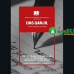 Pengumuman UAS Ganjil 2020/2021