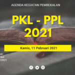 Agenda PPL-PKL 2021